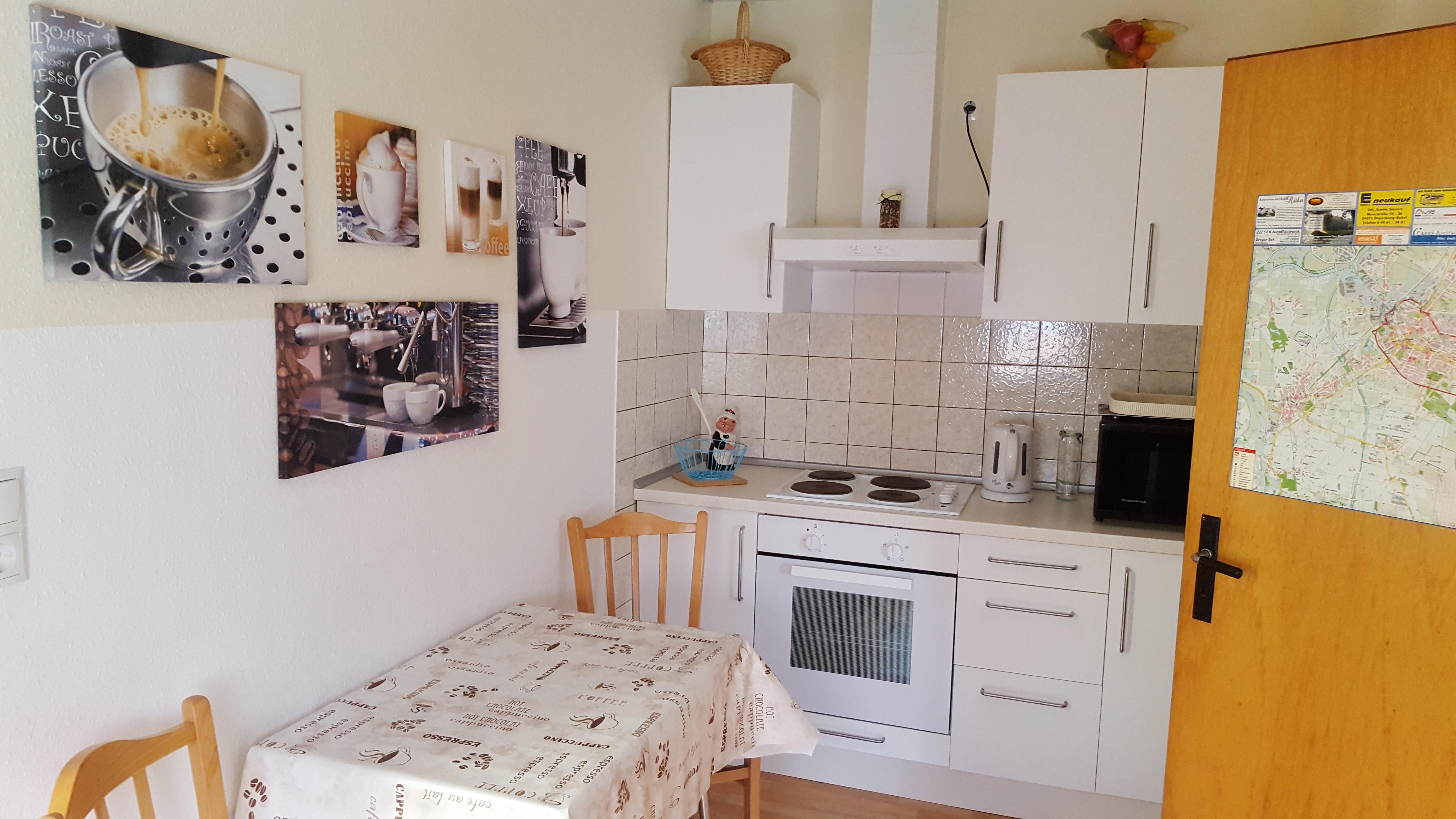 Zimmer – FeWo Elfriede